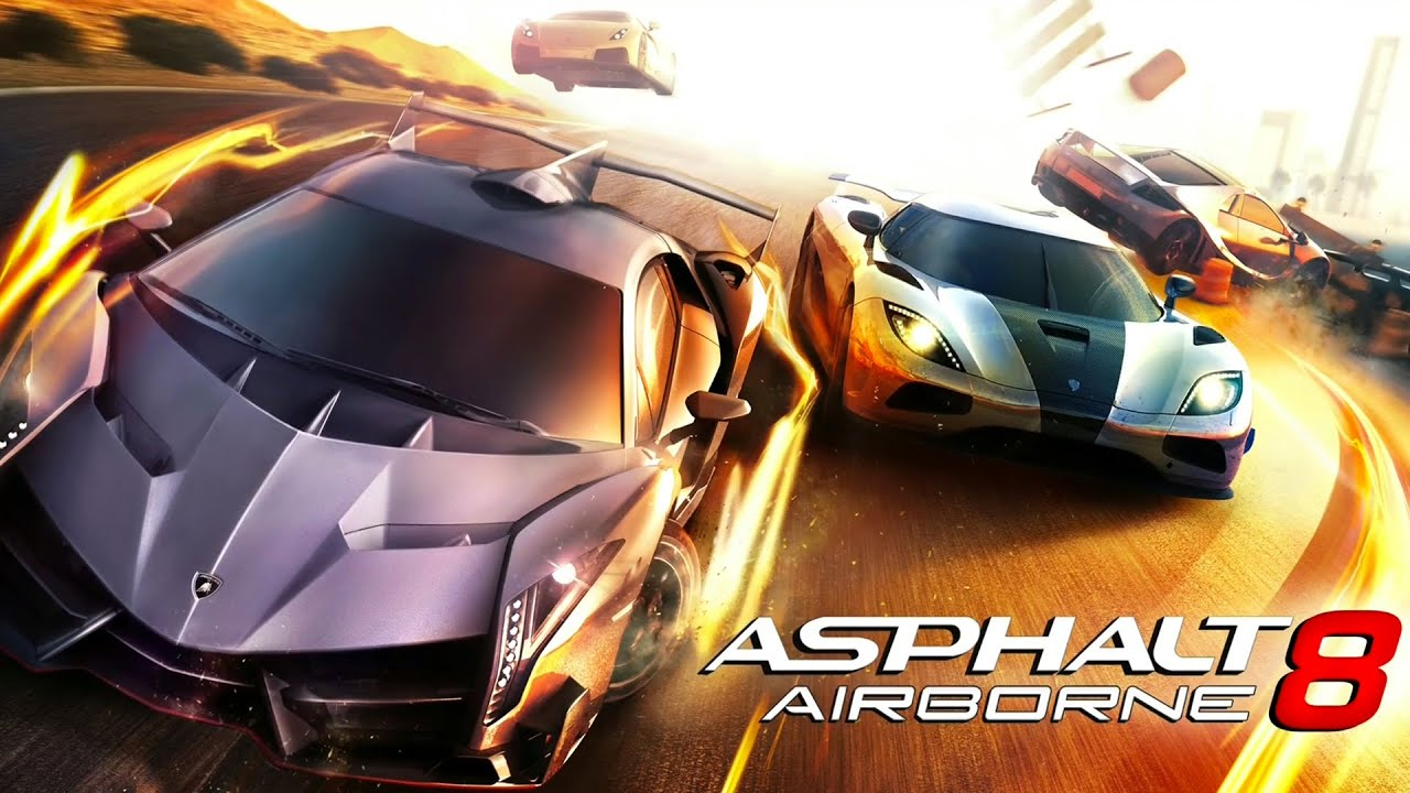 asphalt 8 airborne at download games