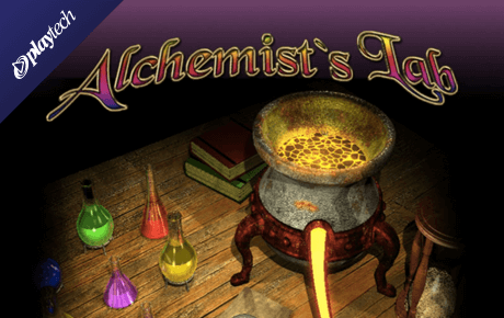 alchemist lab playtech slot